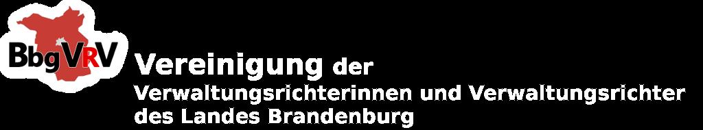 Vereinigung der Verwaltungsrichterinnen und Verwaltungsrichter des Landes Brandenburg