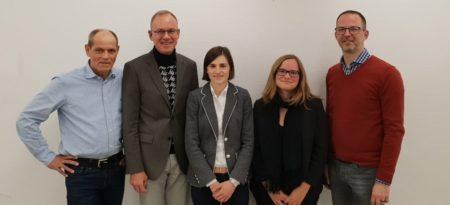 Vorstand der Vereinigung der Verwaltungsrichter Brandenburg